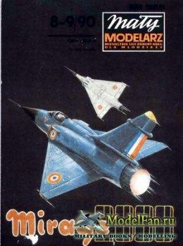 Maly Modelarz №8-9 (1990) - Samolot Dassault-Breguet