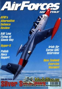 AirForces Monthly (August 1998) №125