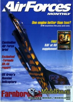 AirForces Monthly (October 1998) №127
