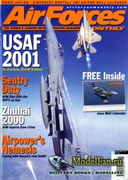 AirForces Monthly (January 2001) №154