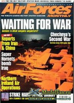 AirForces Monthly (January 2003)