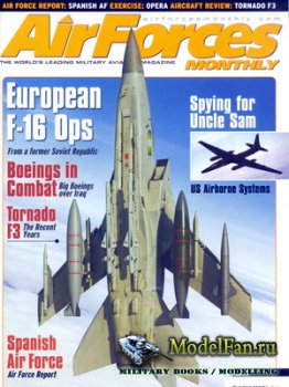 AirForces Monthly (January 2004) №190