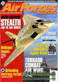 AirForces Monthly (August 2004) №197