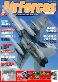 AirForces Monthly (May 2007) №230