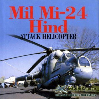 Airlife - Mil Mi-24 Hind Attack Helicopter