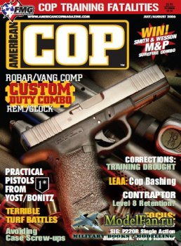 American Cop (July/August 2006)