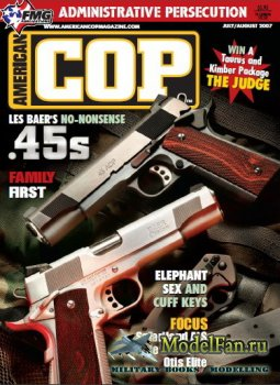 American Cop (July/August 2007)