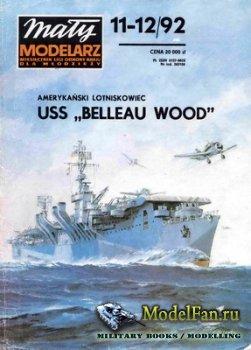 Maly Modelarz №11-12 (1992) - Lotniskowiec USS