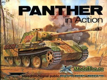 Squadron Signal (Armor In Action) 2011 - Panther