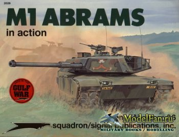Squadron Signal (Armor In Action) 2026 - M1 Abrams