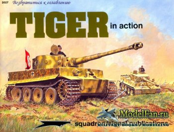 Squadron Signal (Armor In Action) 2027 - Tiger