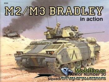 Squadron Signal (Armor In Action) 2030 - M2/M3 Bradley
