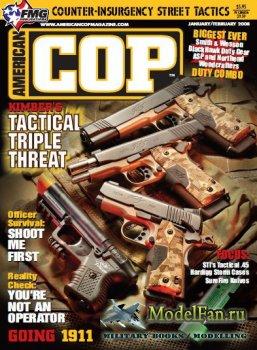 American Cop (January/February 2008)