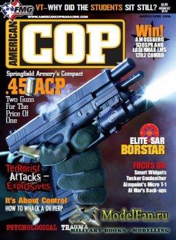 American Cop (March/April 2008)