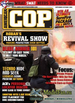 American Cop (September/October 2008)