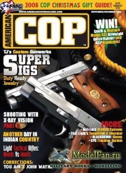 American Cop (November/December 2008)
