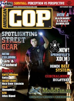American Cop (July/August 2009)