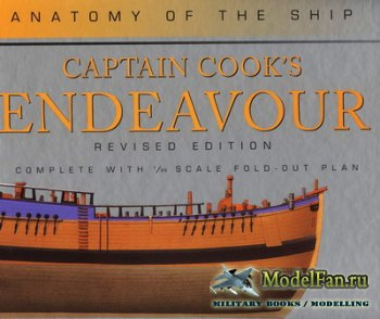 Anatomy Of The Ship - Captain Cook's Endeavour