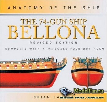 Anatomy Of The Ship - The 74-gun Ship Bellona