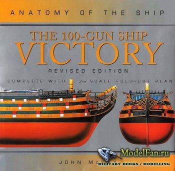 Anatomy Of The Ship - The 100-Gun Ship Victory
