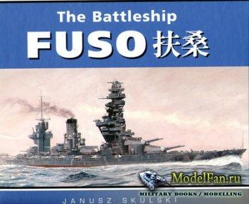 Anatomy Of The Ship - The Battleship Fuso