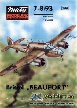 Maly Modelarz №7-8 (1993) - Samolot Bristol