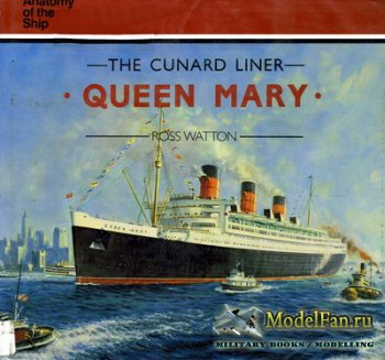 Anatomy Of The Ship - The Cunard Liner