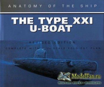 Anatomy Of The Ship - The Type XXI U-Boat
