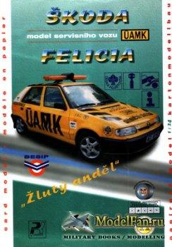 PK Graphica 11 - Skoda Felicia UAMK