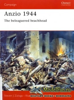 Osprey - Campaign 155 - Anzio 1944. The Beleaguered Beachhead