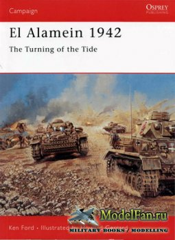 Osprey - Campaign 158 - El Alamein 1942. The Turning of the Tide