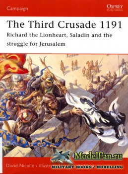 Osprey - Campaign 161 - The Third Crusade 1191. Richard the Lionheart, Sala ...