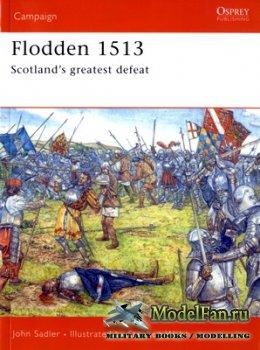 Osprey - Campaign 168 - Flodden 1513. Scotland' Greatest Defeat