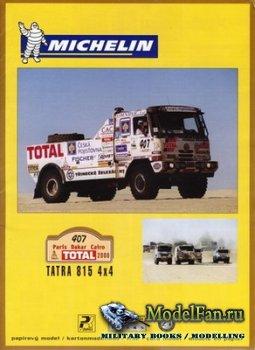PK Graphica 24 - Tatra 815 4x4 (Dakar 2000)