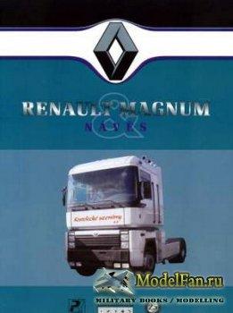 PK Graphica 25 - Renault Magnum & Trailer