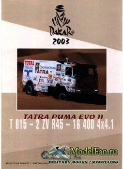 PK Graphica 35 - Tatra T815 Puma EVO II (Dakar 2003)