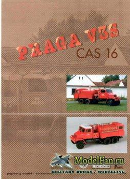 PK Graphica 37 - Praga V3S CAS 16