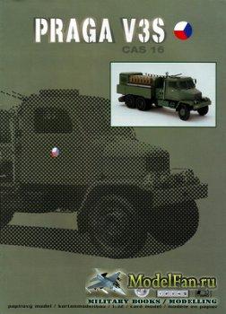 PK Graphica 44 - Praga V3S CAS 16