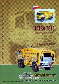 PK Graphica 47 - Tatra T815 2 ZOR45 12 400 4x4.1 (Dakar 2006)