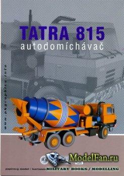 PK Graphica 48 - Tatra 815 autodomichavac