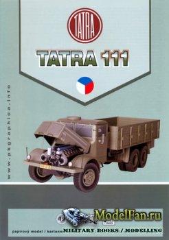 PK Graphica 49 - Tatra 111