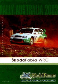 PK Graphica 38 - Skoda Fabia WRC (Rally Australia 2003)