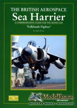 Modeller's Datafile 11 - The British Aerospace Sea Harrier. 'Falklands Fi ...