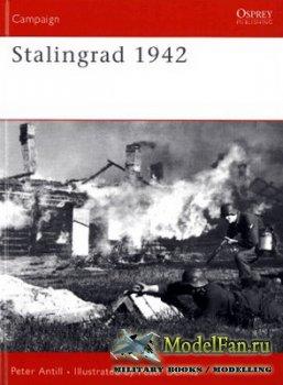 Osprey - Campaign 184 - Stalingrad 1942