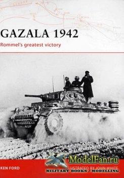 Osprey - Campaign 196 - Gazala 1942. Rommel's Greatest Victory