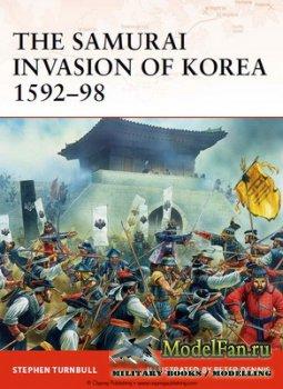 Osprey - Campaign 198 - The Samurai Invasion of Korea 1592–98