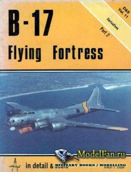 In Detail & Scale Vol.11 - B-17 Flying Fortress (Part 2)