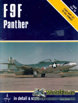 In Detail & Scale Vol.15 - F9F Panther