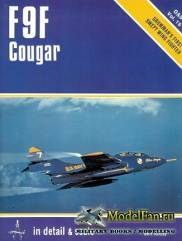 In Detail & Scale Vol.16 - F9F Cougar
