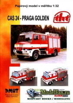 PMHT 2 (Papírové Modely Hasičské Techniky) - CAS 24 Pra ...
